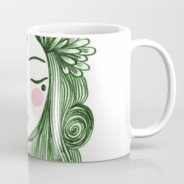 Miss Aster Coffee Mug