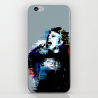 wasted rita iPhone & iPod Skins featuring Wasted by magnojam