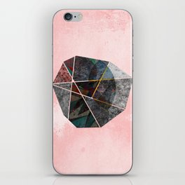 UNSETTLED OCTAGON iPhone Skin