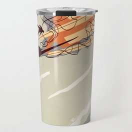 Dogfight - Colour Travel Mug