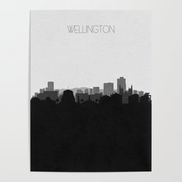 City Skylines: Wellington Poster