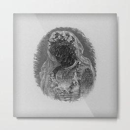 Bride III Metal Print