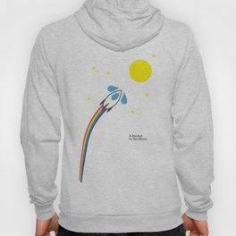 A Rocket to the Moon Hoody