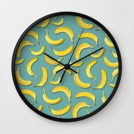 Yes, we have bananas Wall Clock