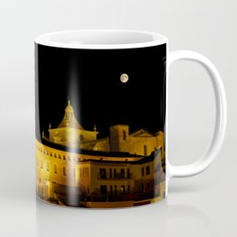 Cloister and church of Carmen at night - Mahon, Menorca Coffee Mug