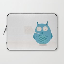 That was a hoot! Laptop Sleeve