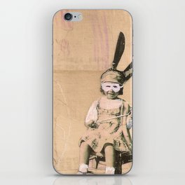 Imaginary Friends- Magician iPhone Skin