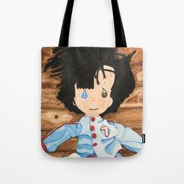 Natalie's Dolly Tote Bag