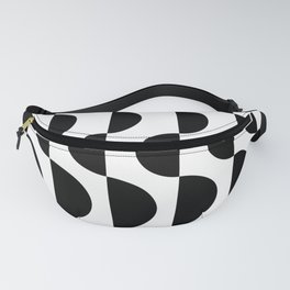 ROUND_WAVES Fanny Pack