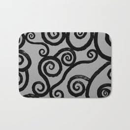 Spirals - pieces of Dublin Bath Mat