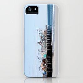 Seaside Pier iPhone Case