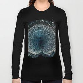 bay 3d art Long Sleeve T-shirt