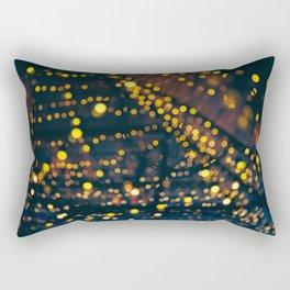 Dance Floor Rectangular Pillow