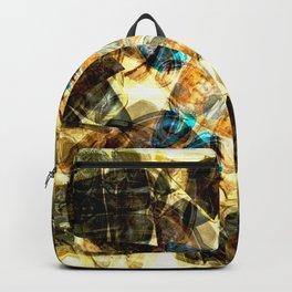 Kaleidoscope -Shoes Backpack