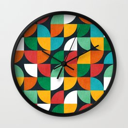 Pie in the sky Wall Clock