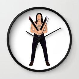Sharp Trejo Wall Clock