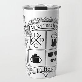 Father day Parody Travel Mug
