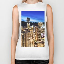 Twilight Vancouver and ShangriLa Hotel Biker Tank