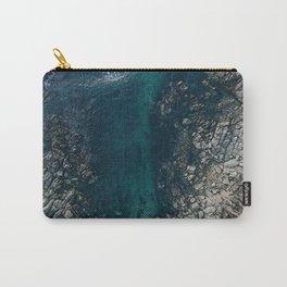 ocean blues II Carry-All Pouch