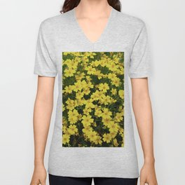 YELLow Unisex V-Neck