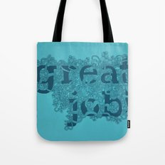 Great Job Tote Bag