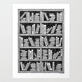 US STATES - Visothkakvei Art Print