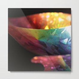 Colour Full Metal Print