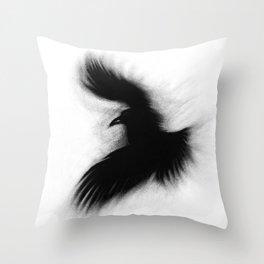 Spirit Descends Throw Pillow
