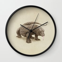 Komodo Wall Clock