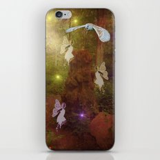 In Celebration of Summer. iPhone & iPod Skin