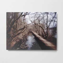 Canal Metal Print