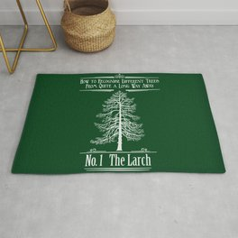No. 1 The Larch Rug