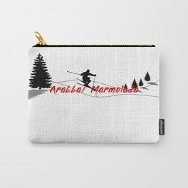 Ski at Arabba/Marmolada (Arabba/Marmolada) Carry-All Pouch