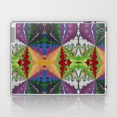 Splattered battered & lathered Laptop & iPad Skin