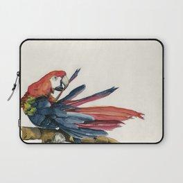 Parrot Grooming Laptop Sleeve
