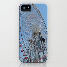 Cosmo World Under Summer Skies iPhone Case