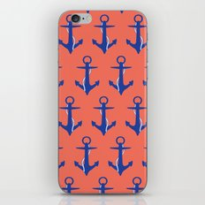 Anchors iPhone & iPod Skin