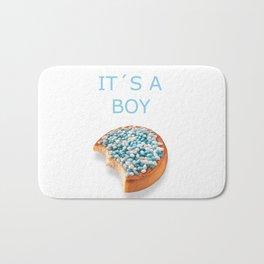 A boy is born Bath Mat