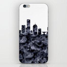 Milwaukee Skyline Wisconsin iPhone Skin
