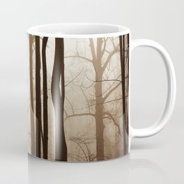 Depth in the Forest Coffee Mug