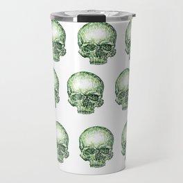 Tropical Skull ! Travel Mug