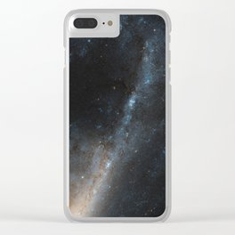 Starbursts in Virgo - The Beautiful Universe Clear iPhone Case