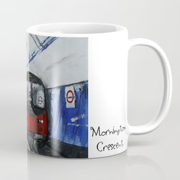 London Underground Northern Line Fine Art Coffee Mug