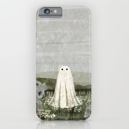 Snowdrops iPhone Case