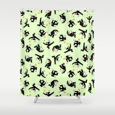 Gin and tonic Shower Curtain