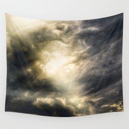Cloudio Di Porno III Wall Tapestry
