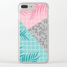 Malibu #society6 #decor #buyart Clear iPhone Case