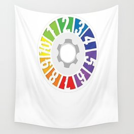 Board Game Spinner Cute Halloween Costume Tshirt Wall Tapestry