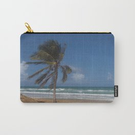 Karon Beach palm tree Carry-All Pouch