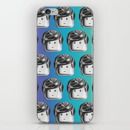 Minifigure Pattern - Cool iPhone Skin